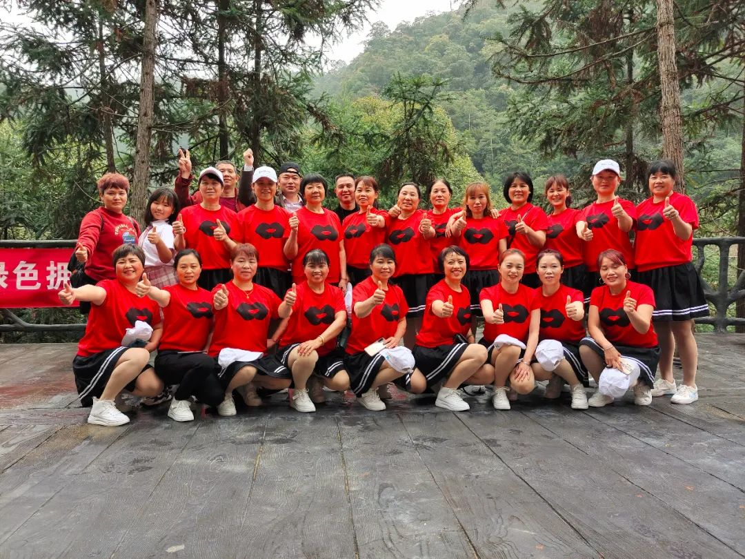 九龙江森林广场舞再度扬帆,舞出健康新风采,一起来看精彩回顾!